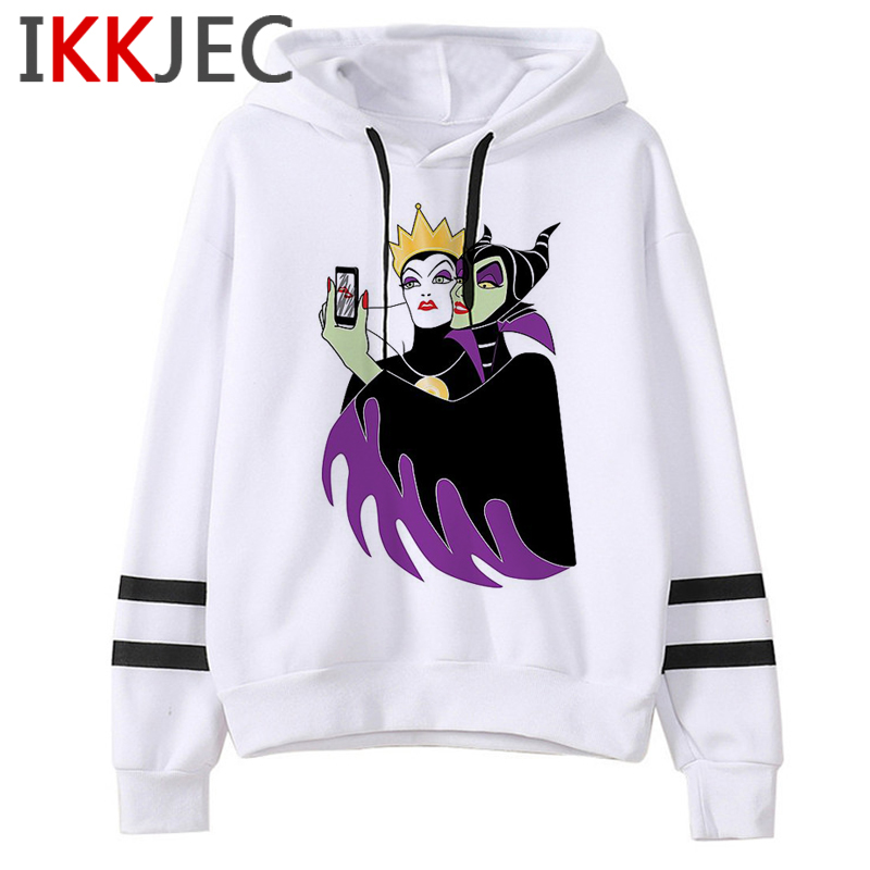 Aesthetic Harajuku Funny Cartoon Hoodies Women/men Grunge Princesses Vintage Sweatshirt 90s Graphic Fashion Hoody Female/male 20