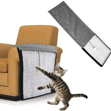 Scratch-Pad Guard Couch-Protector Cat-Toy Furniture-Cover Sofa-Shield Washable with One-Ball