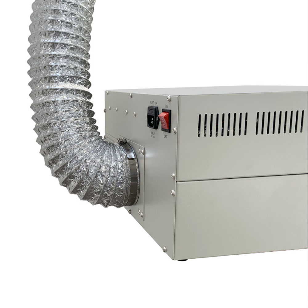 In magazzino PUHUI T-962 Radiatore a infrarossi IC T962 Desktop - Attrezzatura per saldare - Fotografia 6