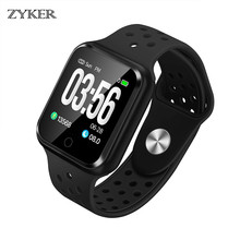Smart Watch IP67 Waterproof 15 days long standby Heart rate Blood pressure Tracker Pedometer Smartwatch Support IOS Android S226