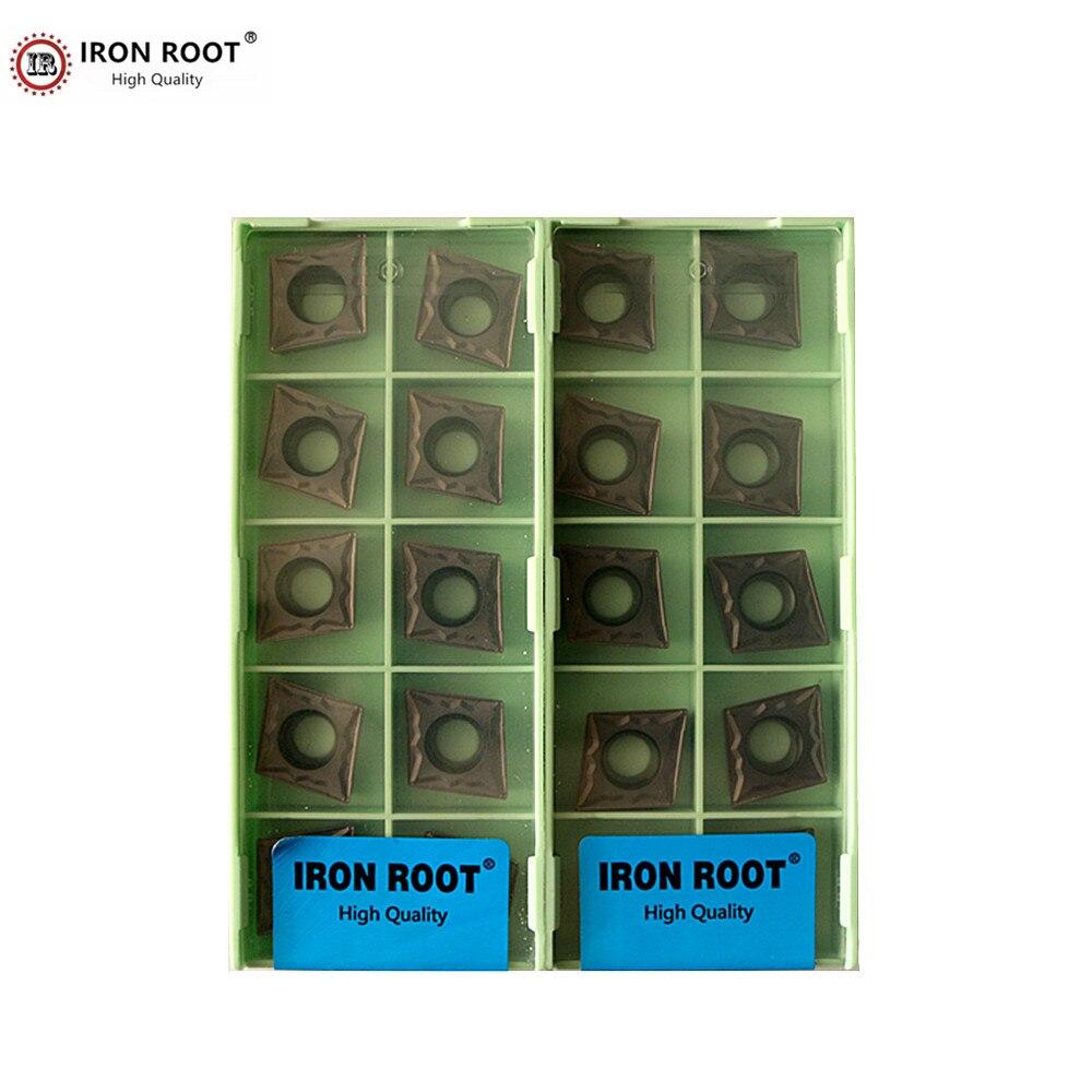 10P CCMT060204 / 09T308 / 120404 HMP TG1225 시리즈 금속 선반 절삭 공구 CNC 터닝 카바이드 인서트|터닝 툴|   - AliExpress