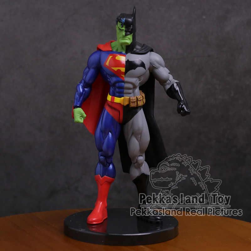 """Super Heroes Fat Batman Superman PVC Action Figure Collectible Model Toy 7/""""18cm"""