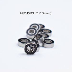 Image 5 - Rubber Seal Multiple sizes Miniature bearing 10piece free shipping MIX MR63 MR74 MR85 MR95 105 106 115 117 126 128 137 148
