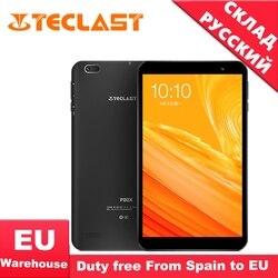 Teclast P80X планшет на Android 9,0, восемь ядер, экран 8 дюймов, 2 Гб + 16 Гб