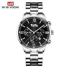 2021 Business Wristwatch Men's Watch Top Luxury Famous Men's Quartz Watch Hodinky Male Clock Relogio Masculino Gift for Men's