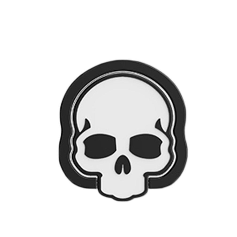 Universal Mobile Phone Finger Ring Stand Skull Design Phone Support Skeleton Phone Holder For Magnetic Car Bracket