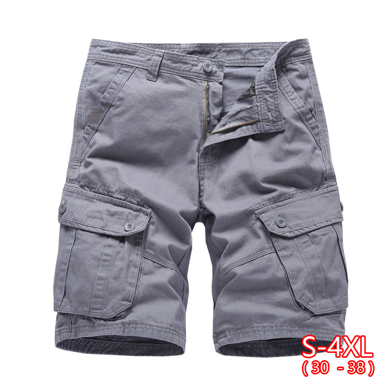 Navy Mens Cargo Shorts Brand New Army Military Tactical Shorts Men Cotton Loose Work Casual Short Pants Military Shorts