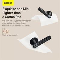 Baseus W2 TWS Wireless Bluetooth Headphones Gaming Headset ENC Call Noise reduction Waterproof Earphones with APP GPS Function