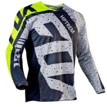 2021MTB jersey DH motocross jersey fxr mtb racing Off Road Mountain Bike downhill Jersey MX BMX cycling jersey hptrem fox jerse