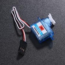 3.7G Tiny Micro Plastic Gear Analog Servo for RC Airplane Toy Part Heli
