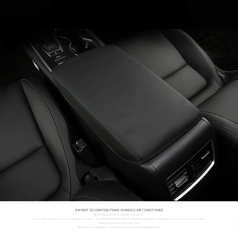 For Honda Accord 10th 2018 2019 2020 Armrest Console Pad Cover Cushion Support Box Armrest Top Mat Liner Car Styling Accessories Interior Mouldings Aliexpress