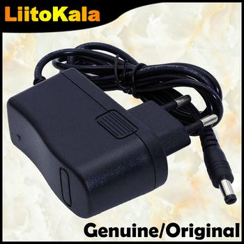 Oryginalna oryginalna ładowarka Liitokala 16 8V 1A 14 8v 18650 ładowarka akumulatorów litowych DC 5 5*2 1 MM ładowarka do akumulatorów polimerowych tanie i dobre opinie CN (pochodzenie) Elektryczne Standardowa bateria 16 8V Battery pack