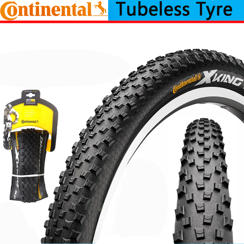 Continental 29 27.5 26x2.0 2.2 MTB Tire CROSSKING Bicycle Tire Anti Puncture Folding Tubeless Tire Tyre