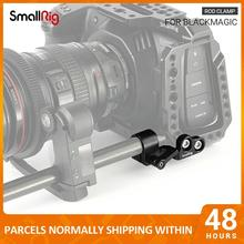 Smallrig 15 Mm Enkele Rod Klem Voor Blackmagic Design Pocket Cinema Camera Bmpcc 4K Kooi Smallrig Kooi 2203/2254/2255 - 2279