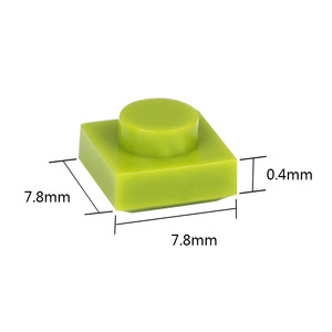 Image 5 - 1X1 Pixel Bakstenen 600 Pcs Creative Assembly Klassieke Bouwstenen Voor Mozaïek Art Ontwerpen Pixel Schilderen Bricks Speelgoed voor Volwassenen