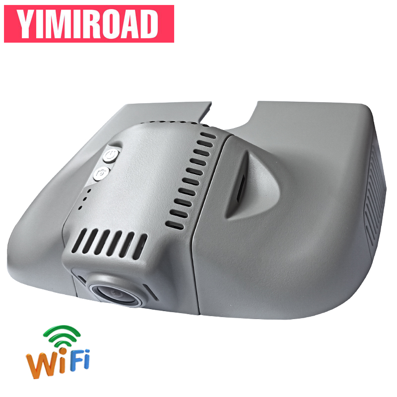 YIMIROAD HiSilicon Hi3516 BZ18-E Wifi Car DVR For Mercedes Benz GL ML Class <font><b>500</b></font> 400 350 320 250 63 AMG X166 W163 W164 W166 W167 image