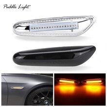 цена на 2Pcs E46 E36 E90 E91 E60 E61 E81 E82 SMOKED LED SIDE REPEATERS LIGHT LAMP FOR BMW E87 E88 E92 E93 X1 E84 X3 E83 X5 E53
