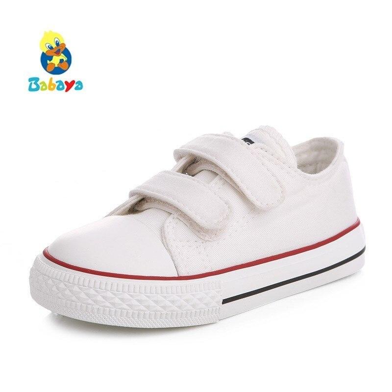 bebe criancas sapatos para a menina criancas sapatos de lona meninos 2019 nova primavera verao meninas