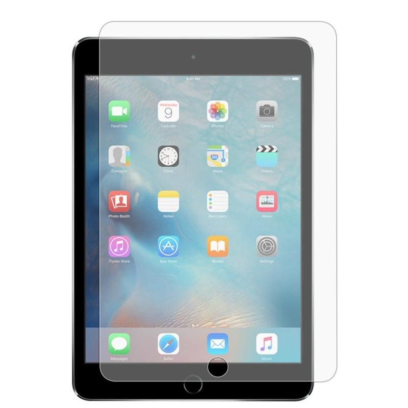 Verre trempé protecteur d'écran pour iPad Mini 4 5 (2019) 7.9 pouces Film de verre protecteur A1538 A1550 A2124 A2125 A2126 A2133