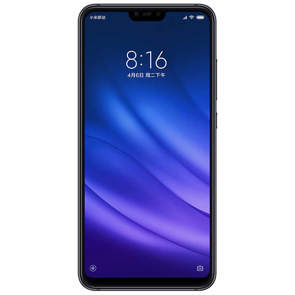 2019 جودة عالية أفضل PriceXiao mi mi 8 لايت 6.26in 4 GB 64 GB سيم دوبلي 4G 3350 mAh الهاتف الذكي الروبوت 8.1 الساخن بيع شراء