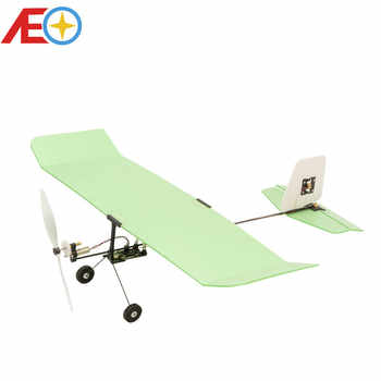 2019 New Indoor Micro Ultra-light Foam Airplane Ice Cream Wingspan 224mm Flying Weight only 6g PNP Version - DISCOUNT ITEM  0% OFF All Category