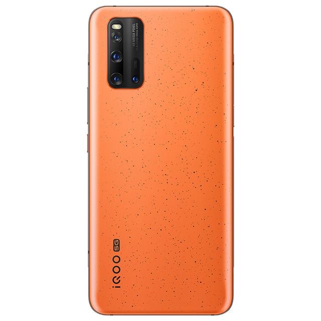 Vivo iQOO 3 5G Snapdragon 865 Dual-mode 5G Mobile Phone 12GB 128GB UFS 3.1 55W Dash Charging KPL Gaming Phone Cellular Electronics Mobile Phones