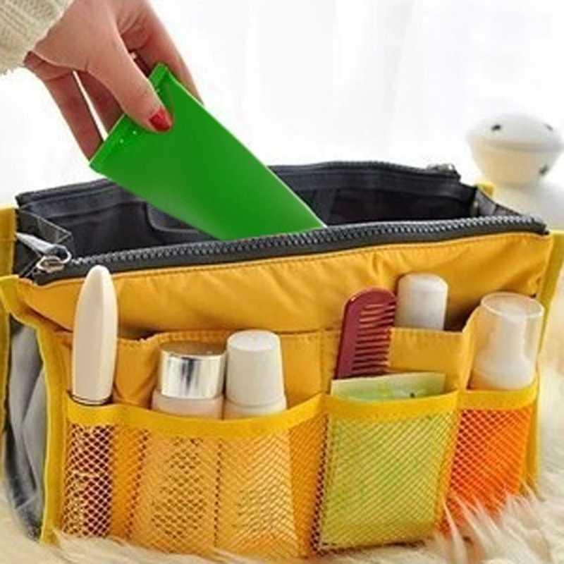 Torebka dla kobiet torba do przechowywania matki pielęgniarka materiały do pielęgnacji niemowląt torby torebki na makijaż duża podszewka organizator rozkładana torba torebka torby na pieluchy