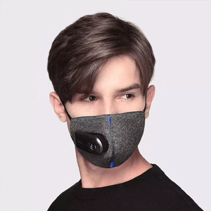 Image 2 - Xiaomi Mijia Purely Anti Pollution Air Mask with Smart PM2.5 550mAh Batteries Rechargeable Filter Three dimensional Structure