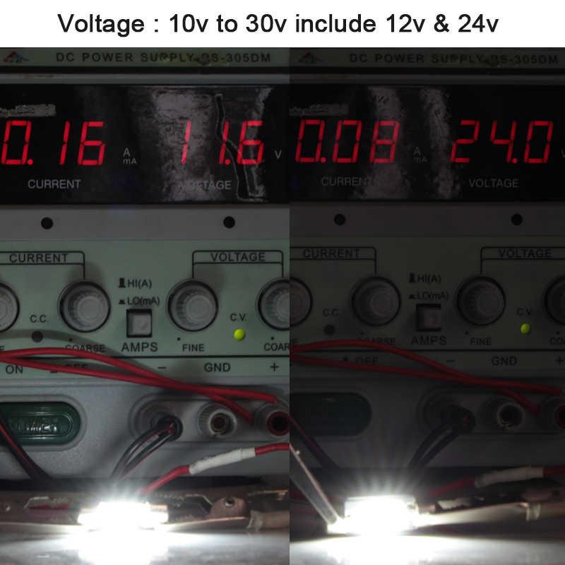 Siêu LED Festoon sáng 31mm 36mm 39mm 42mm c3W C5W C10W xi nhan CANBUS 12 V 24 V sai số Miễn Phí Nội Thất Ô Tô Doom Đèn Biển bóng đèn