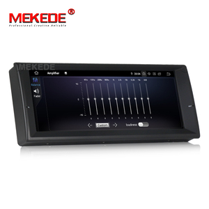 Image 3 - 1din 4 + 64G 10.25 Android PX5 Bluetooth Radio samochodowe GPS DVR HDMI dla BMW E39 1995 2003 M5 1999 2003 7 seria E38 brak DVD
