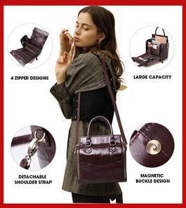 Image 3 - Cobbler Legendกระเป๋าหนังแท้กระเป๋าถือกระเป๋าสะพายแฟชั่นฤดูร้อนสำหรับผู้หญิง2020 Vintage Designerยี่ห้อCrossbody