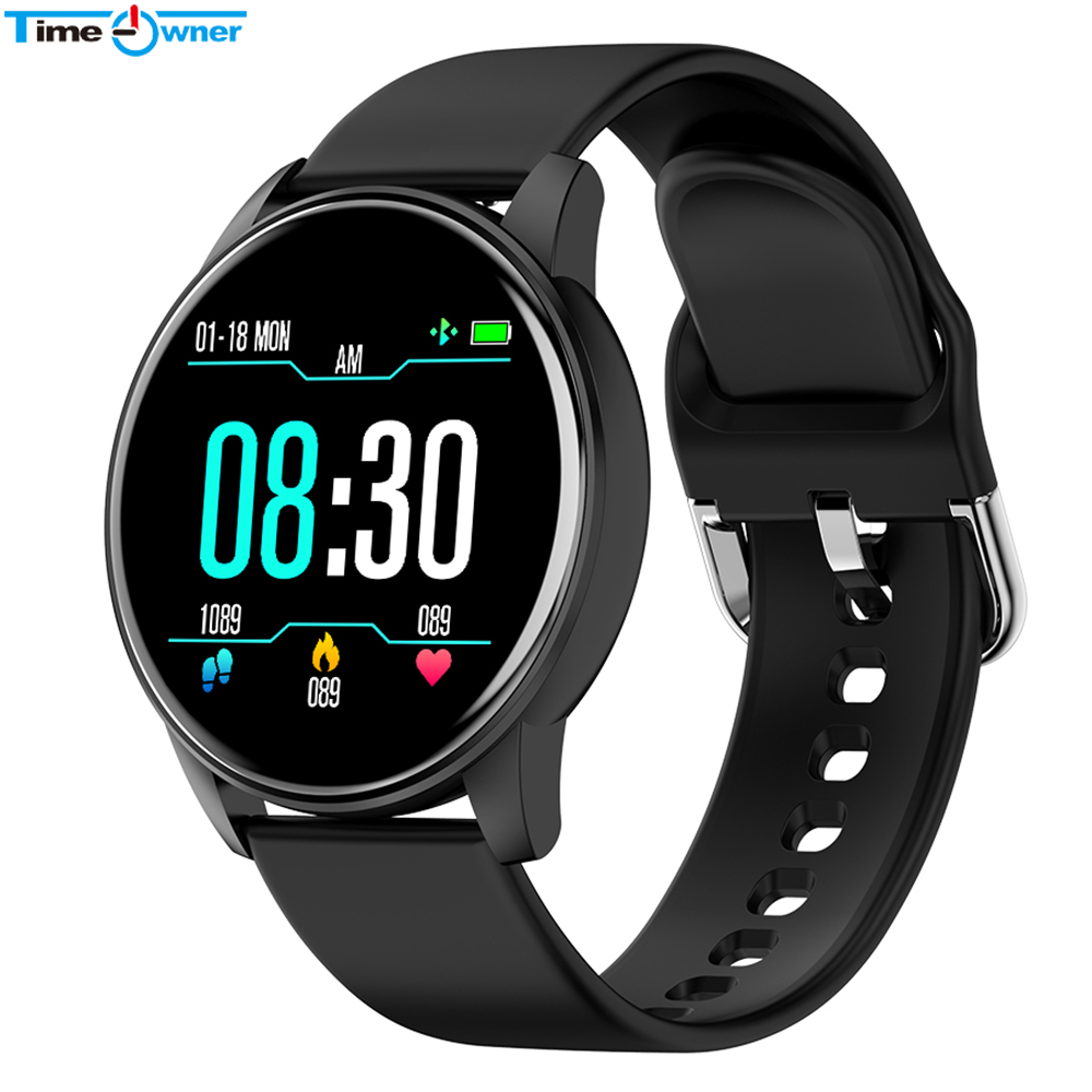 Time Owner ZL01 Waterproof Smart Watch Sleep Monitoring Multiple Sport Message Push Call Reminding Fitness Tracker Bracelet