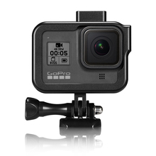 Suitable for Gopro Hero 8 Gopro 8 aluminum alloy protective frame Gopro Hero 8 protective shell frame base accessories