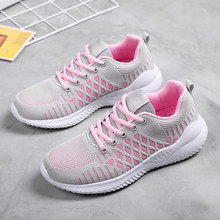 Shoes Woman Sneakers White Platform Trainers Women Shoe Casual Tenis Feminino Zapatos de Mujer Zapatillas Womens Sneaker Basket(China)