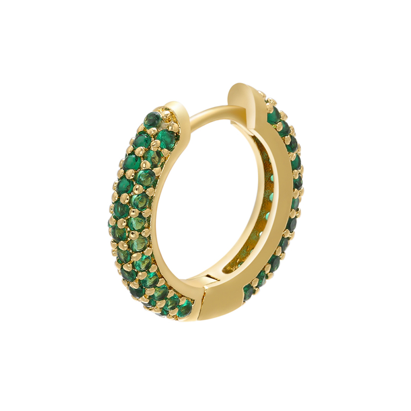 gold green-1piece