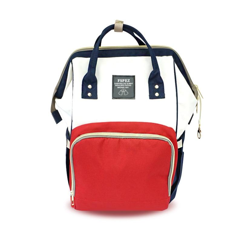 New Style Multi-functional Shoulder MOTHER'S Bag Fashion Outdoor Hand Mommy Bag Feeding Bottle Portable Backpack Diaper Bag