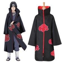 Costume Akatsuki Sticker Itachi Clothing Sasuke Uchiha S-XXL Hot-Sale
