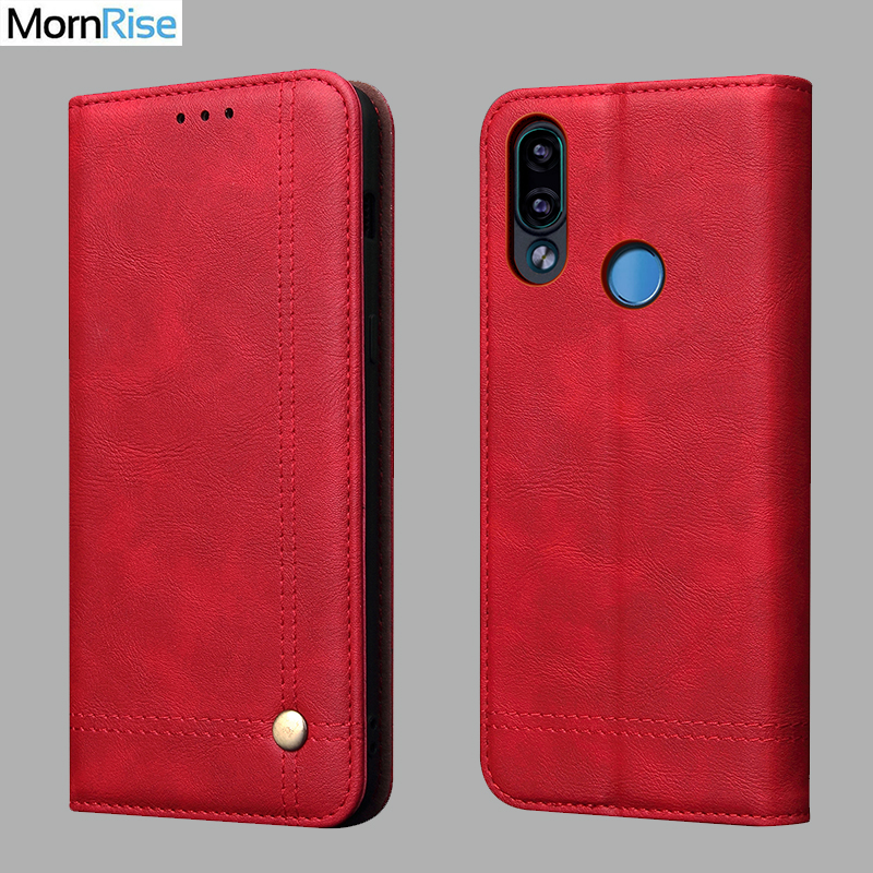Vintage Leather Flip Cover For <font><b>Xiaomi</b></font> Redmi Note 7 Pro Wallet Luxury Card Stand <font><b>Magnet</b></font> Book Cover For <font><b>MI</b></font> Redmi <font><b>8</b></font> 7A <font><b>Case</b></font> Fundas image