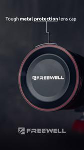 Image 2 - Freewell 82 ミリメートルねじハード停止可変 ND フィルター高輝度日 6 9 に停止カメラフィルター