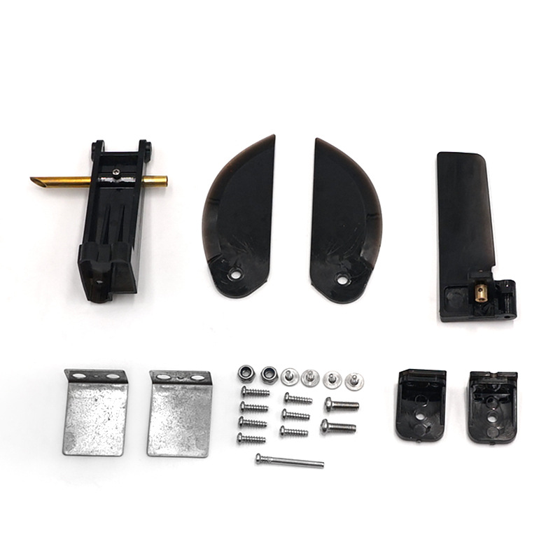 FT011-4 Tail Rudder Stern Kit Replacement for Feilun FT011 Racing Boat Parts