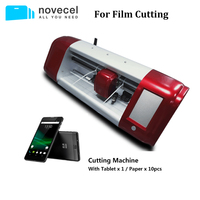 New Phone Die Cutting Machine For Front or Back Mobile Phone Protective Film Cutting Provide Free iPad and Paper Film