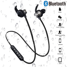 Magnetic Wireless bluetooth Earphone s8 music headset Phone In-ear sport Earbuds Earphone with Mic For iPhone Samsung Xiaomi baseus s01 bluetooth earphone wireless headsets for iphone samsung xiaomi magnetic switch earbuds auricular bluetooth earpieces