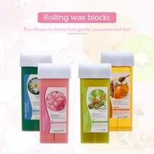 Wax-Cartridge Heater Depilatory-Warmer Roll-On Waxing-4-Kinds 100ml Hair-Removal