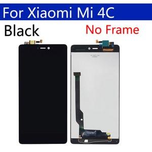Image 4 - Дисплей 5,0 дюйма для Xiaomi Mi4C, ЖК дисплей с сенсорным экраном и дигитайзером с рамкой, оригинальная замена для Xiaomi Mi 4c, дисплей в сборе