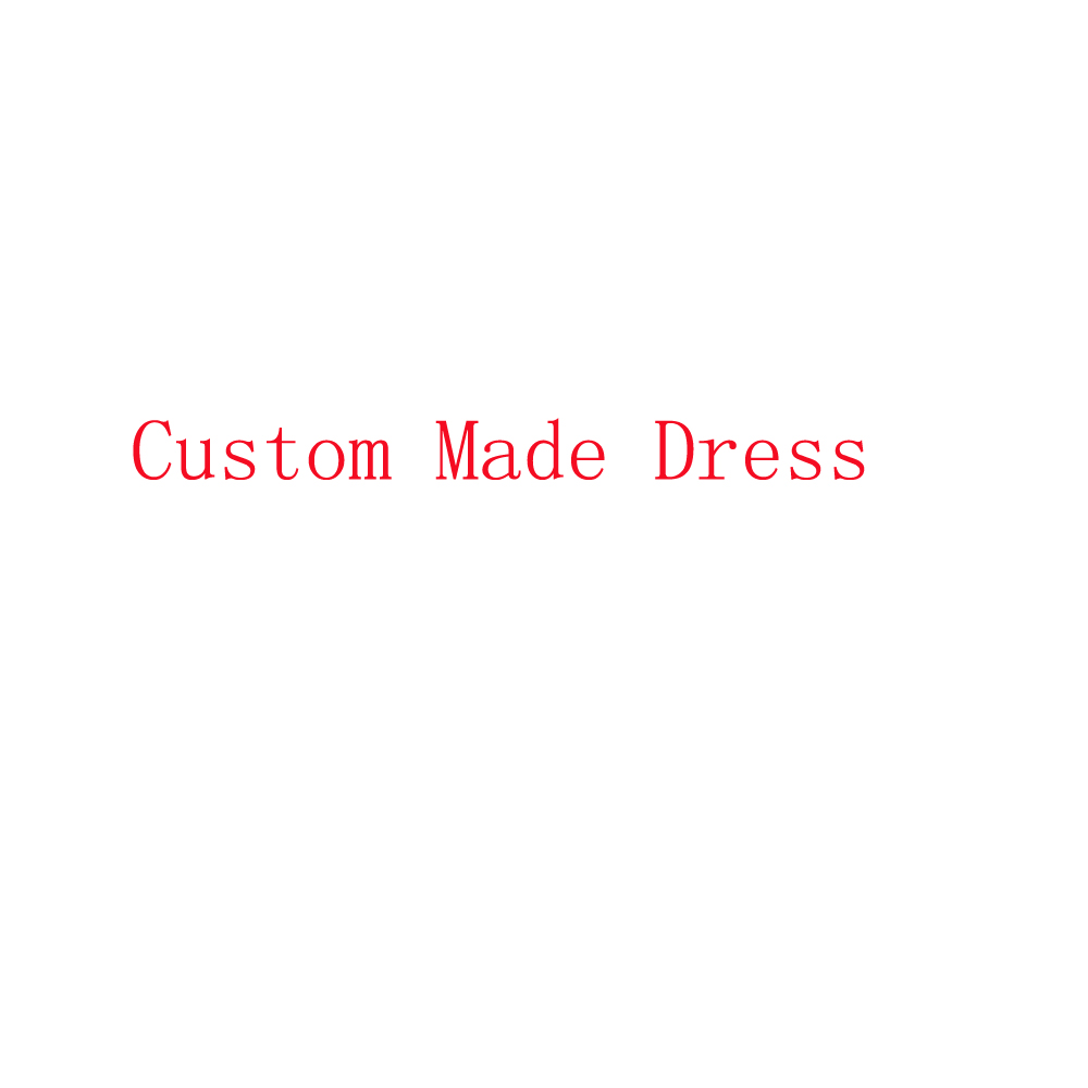 Custom Made Luxury Satin Wedding Dresses