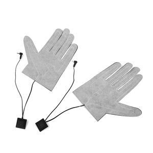 1pc Five-finger Gloves DC 7.4V