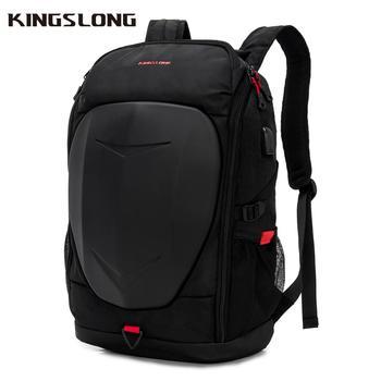 KINGSLONG 17 inch laptop backpack for men Travel Gaming Motorcycle Work Backpack Waterproof Business laptop backpack Men Mochila poso backpack 17 3 inch laptop backpack nylon waterproof backpack travel backpack fashion backpack business backpack