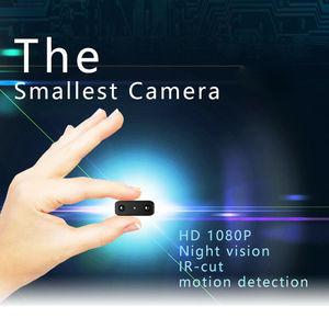 1080P Mini DV/ Wifi caméra Micra caméra Vision nocturne Micro caméra détection de mouvement Mini DVR caméra de visualisation à distance Mini caméscope XD