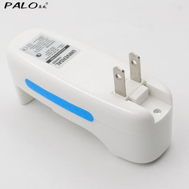Chargeur de batterie intelligent pour Ni-MH Rechargeable 9 volts AA piles AAA 18650 + 2 pièces 9v 300mAh Batteries rechargeables