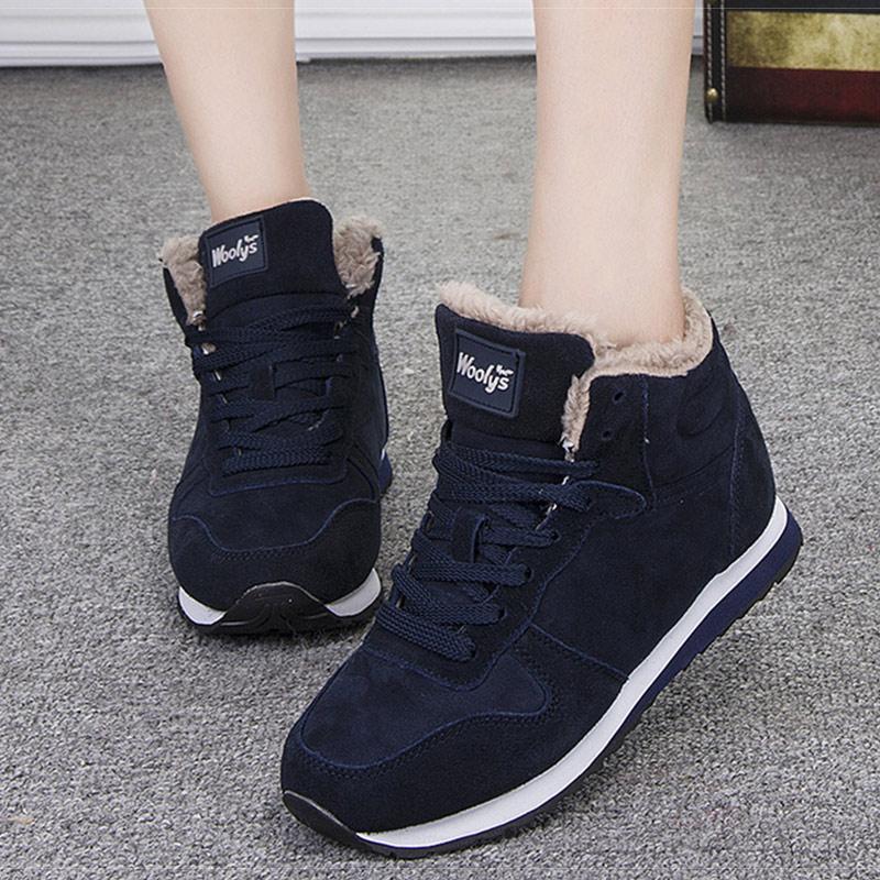 Femmes bottes classique hiver baskets grande taille 47 amoureux unisexe hiver Chaussures Femme bottines neige hiver bottes Chaussures Femme